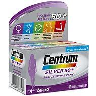 CENTER FOR WOMEN 50+ 30 Tablets - Multivitamin