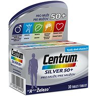 CENTRUM FOR MEN 50+ 30 Tablets - Multivitamin