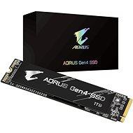 GIGABYTE AORUS Gen 4 SSD 1TB - SSD disk