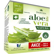 AloeVeraLife NATURA 1000 ml 1+1 ZDARMA - Aloe vera