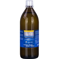 Colloidal silver Ag100 25ppm 1000ml - Colloidal Silver
