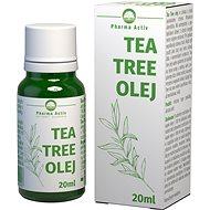 Tea Tree olej s kapátkem 20 ml Pharma Grade - Tea tree