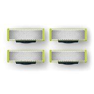 Philips OneBlade QP240/50 Náhradní břity 4ks - Pánské náhradní hlavice