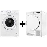 PHILCO PL 1062 Chiva + PHILCO PD 7 Chiva - Washer and dryer set