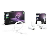 Philips Hue White and Color Ambiance Outdoor LightStrips 5M + Philips Hue White and Color ambiance 1