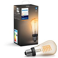 Philips Hue White Filament 7W E27 ST64 - LED žárovka