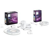 Philips Hue LightStrip Plus v4 + Philips Hue LightStrip Plus v4 extension