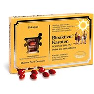 PHARMA NORD Bioaktivní Karoten Rodinné balení - Doplněk stravy