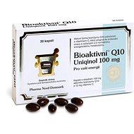 PHARMA NORD Bioaktivní Q10 Uniqinol 100 mg, 30 kapslí - Koenzym Q10