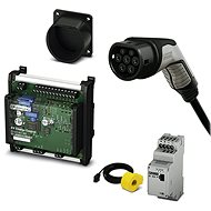 Phoenix Contact Ev Set AC Typ 2, 16 A, 5 m - Sada pro sestavení nabíjecí stanice