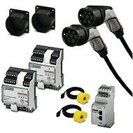 Phoenix Contact Ev Set AC Typ 2, 32 A, 5 m - Sada pro sestavení nabíjecí stanice