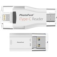 Photofast iType-C Reader + 16GB Flash Disc - Čtečka karet