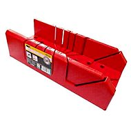 MAGG Plastic Miter Box 300 x 90 x 55mm - Tool