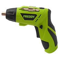 FREDDY Battery Screwdriver 3.6 V - Cordless Screwdriver