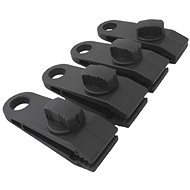 MAGG 4-piece Nylon Shelf Holders - Holder