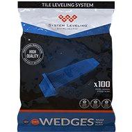System Leveling Wedges (100pcs) - Tiling Tools