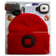 MAGG Cap with LED Light - Red - Hat