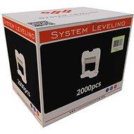 System Leveling - Staples 1.5 (2000 pcs)