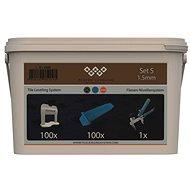 System Leveling - Application SET 100/100/1 - 1.5 - Staples