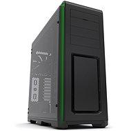Phanteks Enthoo Luxe Tempered Glass černá - Počítačová skříň