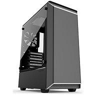 Phanteks Eclipse P300 Tempered černo-bílá - Počítačová skříň