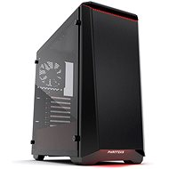 Phanteks Eclipse P400S Tempered Glass - Black/White