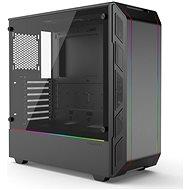 Phanteks Eclipse 350x Tempered - černý - Počítačová skříň