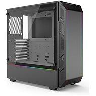 Phanteks Eclipse 350x Tempered - černo-bílý - Počítačová skříň