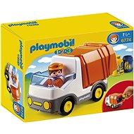 Playmobil 6774 Popelářský vůz - Stavebnice