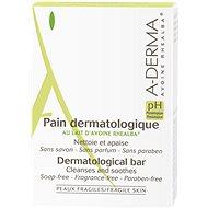 A-DERMA Dermatologická mycí kostka pro citlivou pokožku 100 g - Tuhé mýdlo