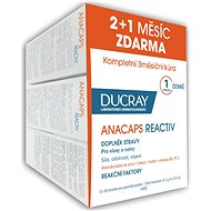 Ducray Anacaps Reactiv TRIO (2 + 1 Free), Food Supplement for Hair and Nails - Reaction Factors, 3 M - Dietary Supplement