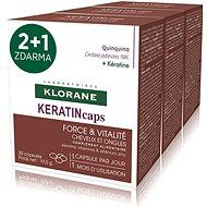 KLORANE KERATINcaps 90 capsules - Doplněk stravy