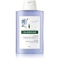 KLORANE Flax Fiber Volume Shampoo 200 ml - Šampon
