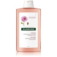 KLORANE Peony Soothing and Anti-Irritating Shampoo 400 ml - Šampon