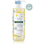 Klorane Bébé Jemný mycí gel na tělo a vlasy 500ml - Sprchový gel