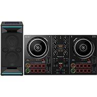 Pioneer XW-SX50-B + Pioneer DDJ-200 + zdarma pouzdro - DJ systém