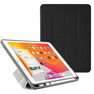 """Pipetto Origami Pencil Case pro Apple iPad 10.2"""" (2019) - černé  - Pouzdro na tablet"""