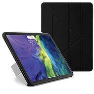 "Pipetto Origami Case pro Apple iPad Pro 11"" (2020) – černé - Pouzdro na tablet"