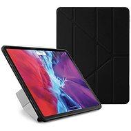 "Pipetto Origami Case pro Apple iPad Pro 12,9"" (2020) – černé - Pouzdro na tablet"