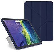 """Pipetto Origami Case pro Apple iPad Air 10,9"""" (2020) - tmavě modré - Pouzdro na tablet"""