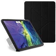 "Pipetto Origami Case pro Apple iPad Air 10.9"" (2020) - černé - Pouzdro na tablet"