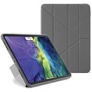 "Pipetto Origami Case pro Apple iPad Air 10.9"" (2020) - šedé - Pouzdro na tablet"
