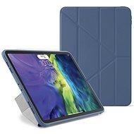 "Pipetto Origami Case pro Apple iPad Air 10.9"" (2020) - modré - Pouzdro na tablet"