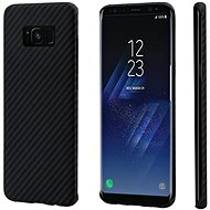 Pitaka Aramid case Black/Grey Samsung Galaxy S8+ - Ochranný kryt