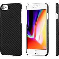 Pitaka Aramid case Black/Grey iPhone 8 - Kryt na mobil