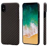 Pitaka Aramid Case Black/Gold iPhone X - Ochranný kryt
