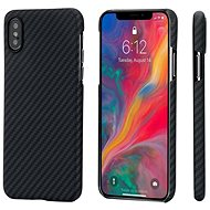 Pitaka Aramid Case Black/Grey iPhone XS/X
