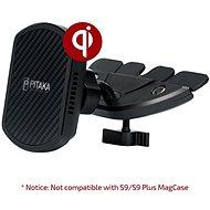 Pitaka MagMount Qi Pro Wireless CD Slot Mount - Držák na mobilní telefon