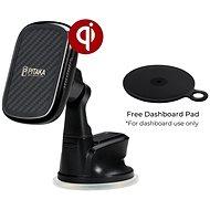 Pitaka MagMount Qi Wireless Dashboard Mount - Držák na mobilní telefon