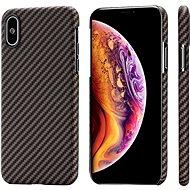 Pitaka Aramid Case Black/Gold iPhone XS/X - Kryt na mobil